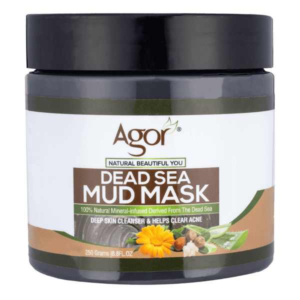 Agor Natural Dead Sea Mud Mask (250g)