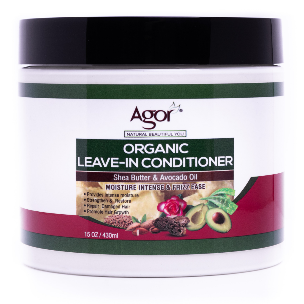 Agor Organic Leave-In Conditioner (430g)