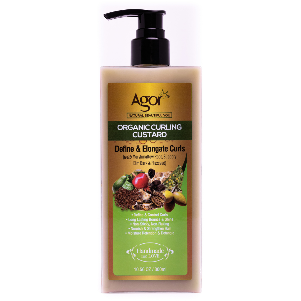 Agor Organic Curling Custard (300ml)