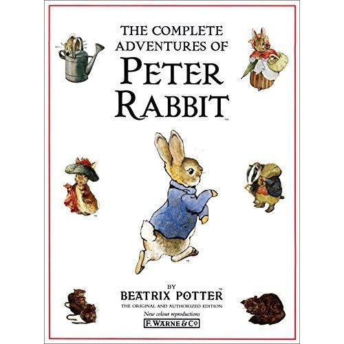 The Complete Adventures of Peter Rabbit - Paperback
