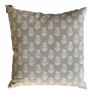 Accent Pillow with Motif - Lady of the Lake