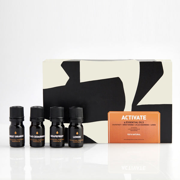 Activate - Essential Oil Set - Lady of the Lake