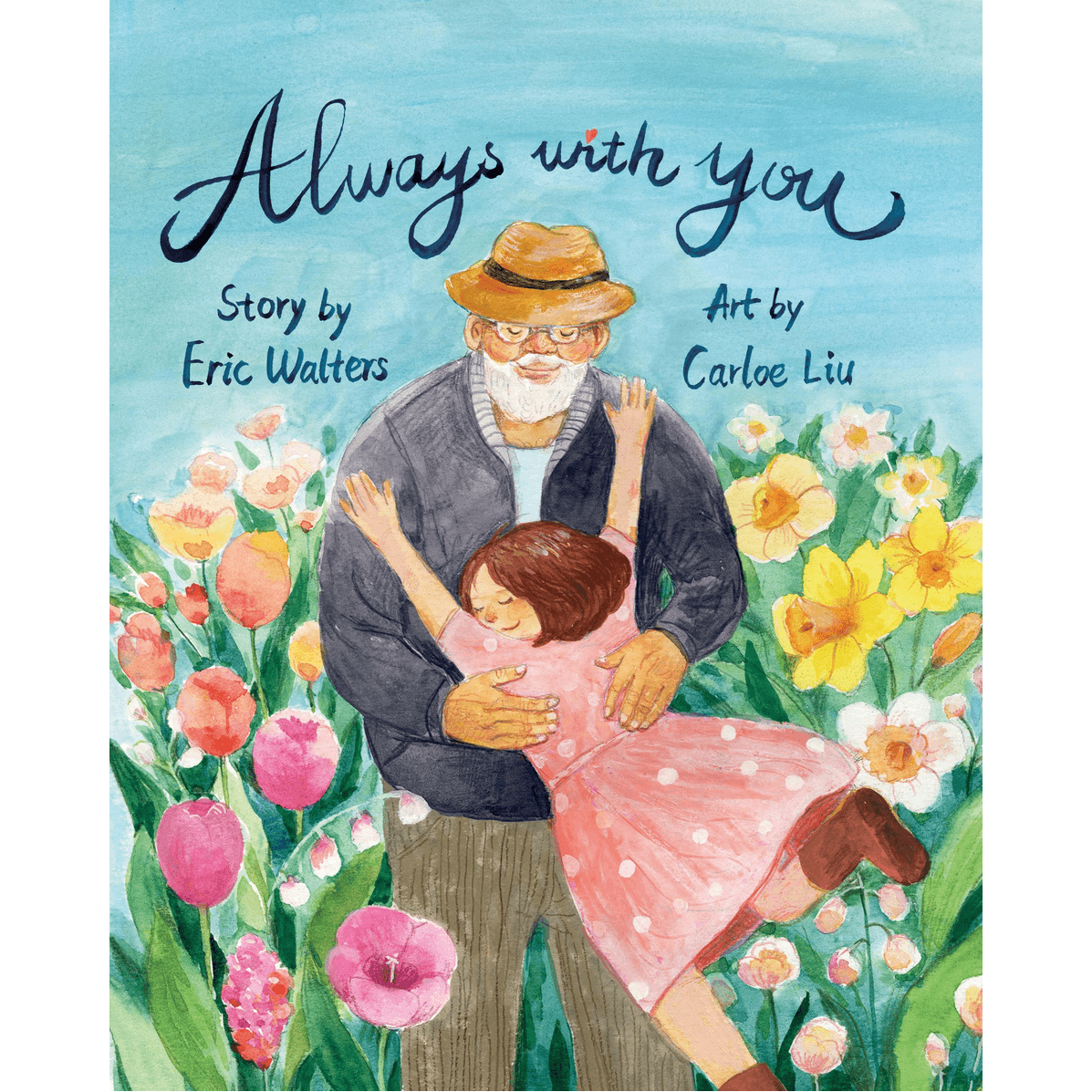 'Always with You' by Eric Walters (Children's Book) - Lady of the Lake