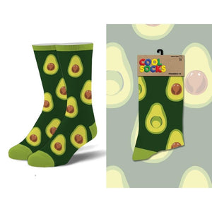 Avocados Men's Socks - Lady of the Lake
