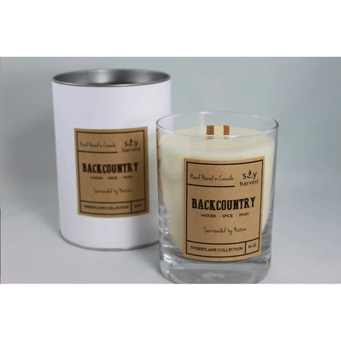 Back Country Timberflame Candle - Lady of the Lake