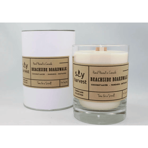 Beachside Boardwalk Timberflame Candle - Lady of the Lake