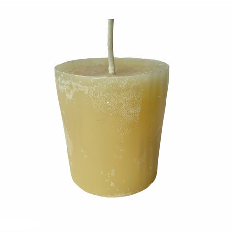 Beeswax Votive - Lady of the Lake