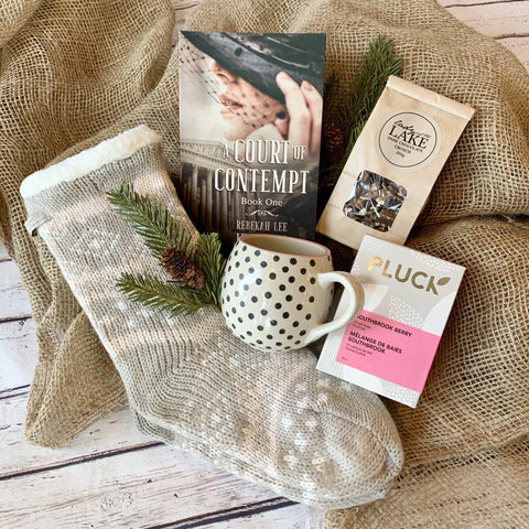 """Book Club"" - Gift Basket - Lady of the Lake"