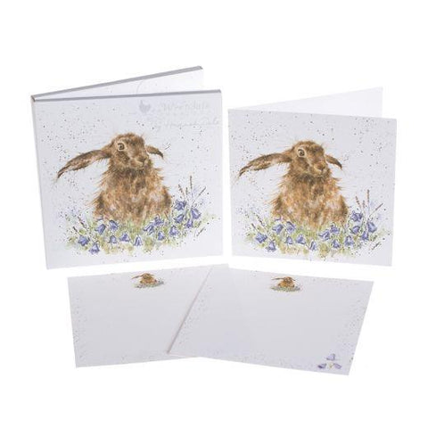 Bright Eyes Notecard Pack - Lady of the Lake