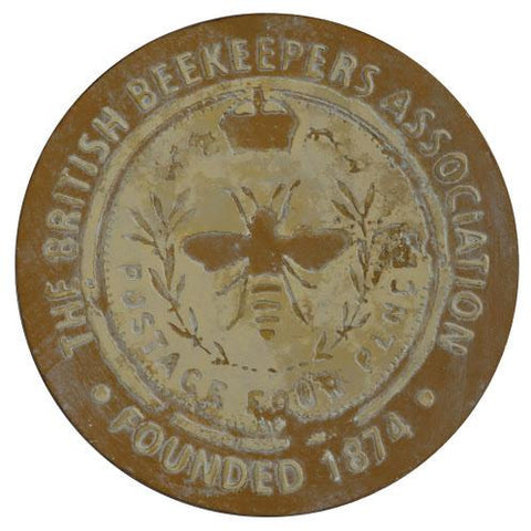 British Beekeepers Association Wall Decor - Lady of the Lake