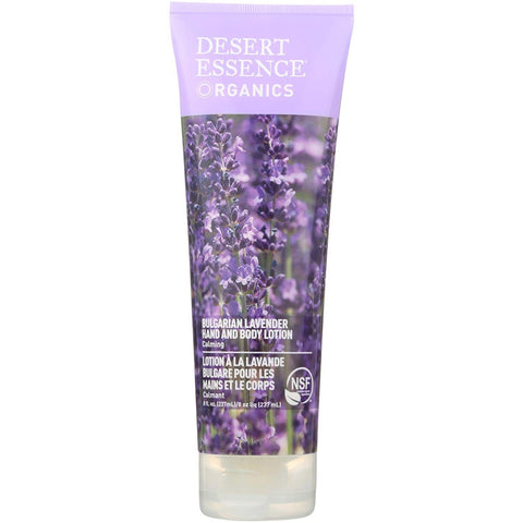 Bulgarian Lavender Hand & Body Lotion - Lady of the Lake
