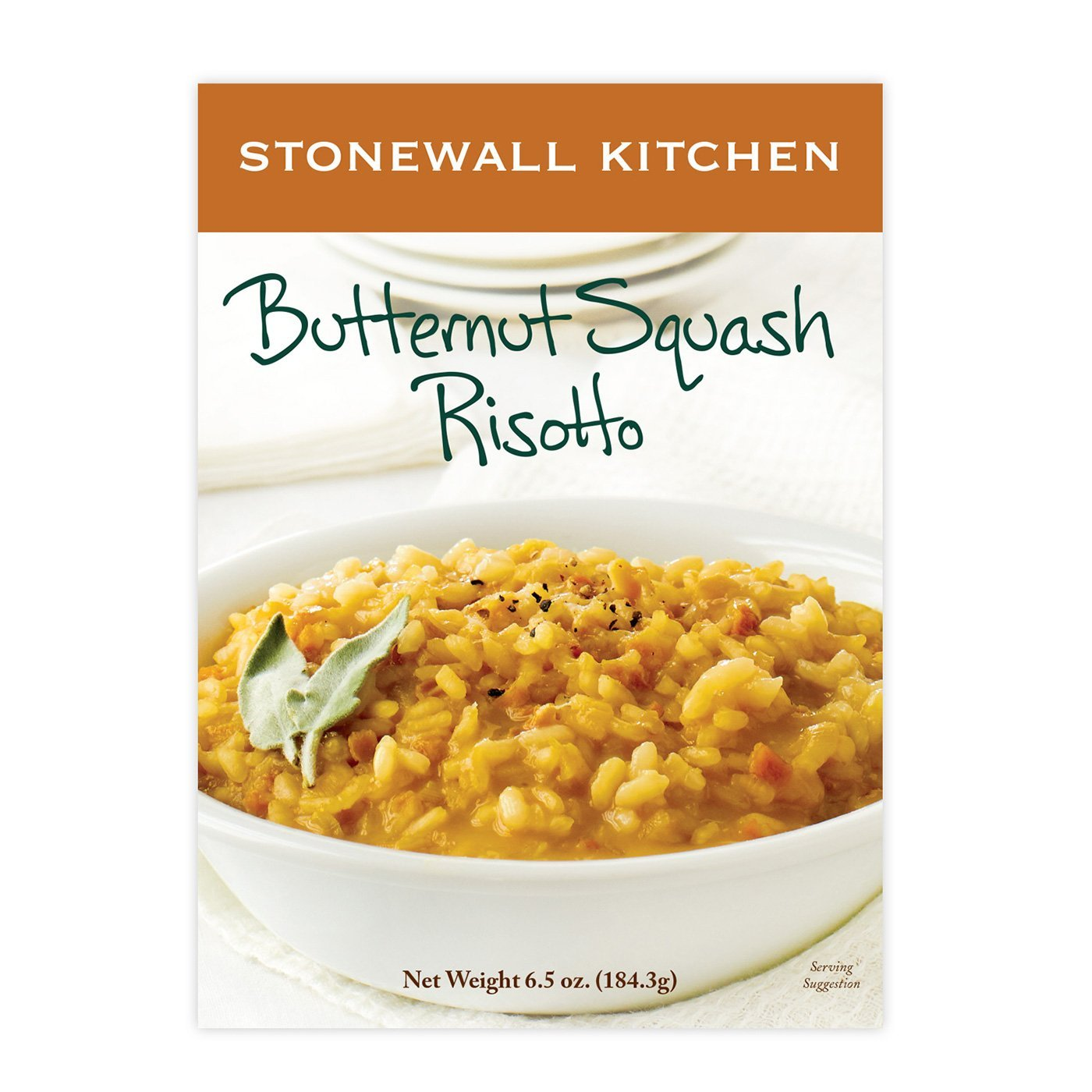Butternut Squash Risotto - Lady of the Lake