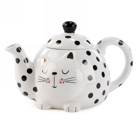 Cat Teapot - Lady of the Lake