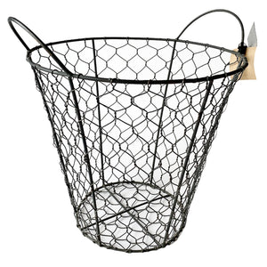 Chicken Wire Basket - Lady of the Lake