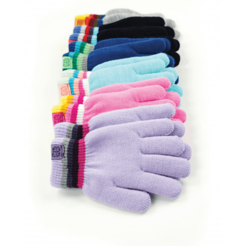 Children's Plush Lined Gloves in Cute Colours - Lady of the Lake