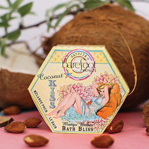 Coconut Kiss Bath Bliss - Lady of the Lake