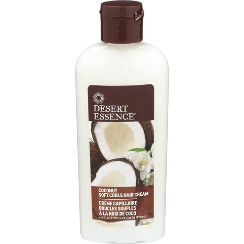 Coconut Soft Curls Hair Cream - Lady of the Lake