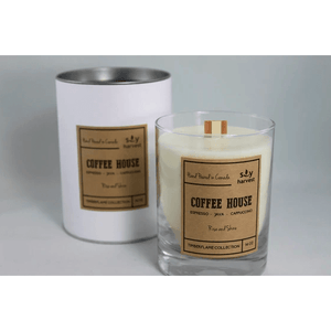 Coffee House Timberflame Candle - Lady of the Lake