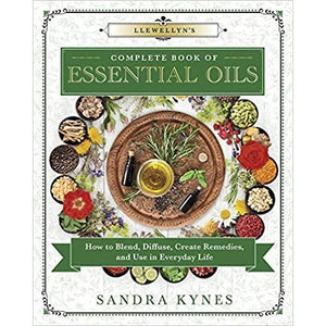 Complete Book Of Essential Oils - Lady of the Lake