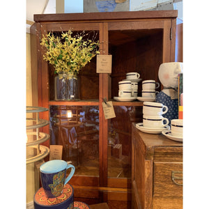 Corner China Cabinet - Lady of the Lake