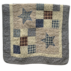 Country Star King Quilt Set - Lady of the Lake