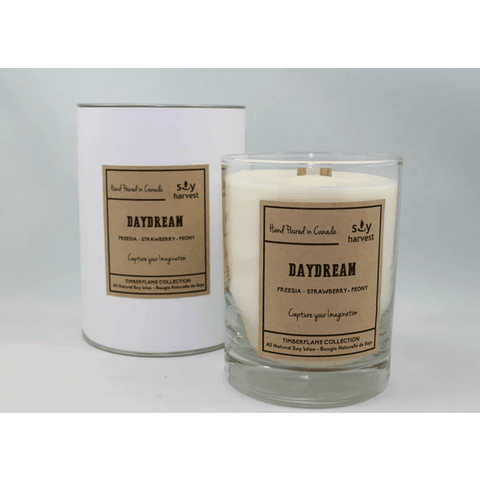 Daydream Timberflame Candle - Lady of the Lake