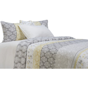 Dolores Queen Quilt Set - Lady of the Lake