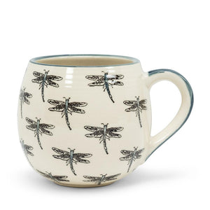 Dragonfly Ball Mug - Lady of the Lake