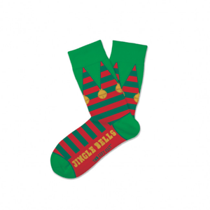 Elfin' Around Children's Socks in Two Sizes - Lady of the Lake