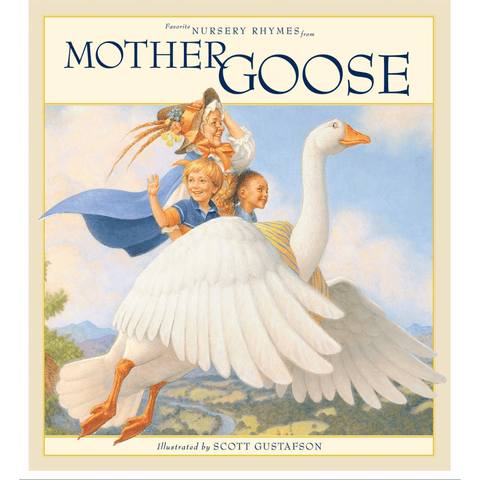 Favorite Nursery Rhymes from Mother Goose Illustrated by Scott Gustafson - Lady of the Lake