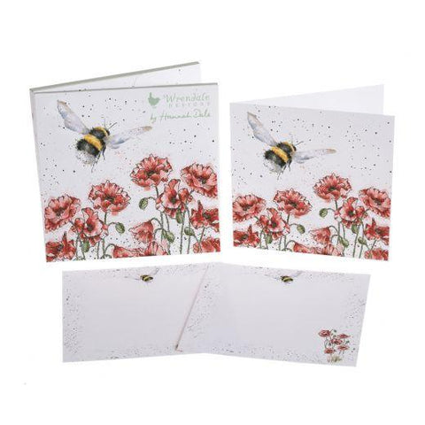 Flight of the Bumblebee Notecard Pack - Lady of the Lake