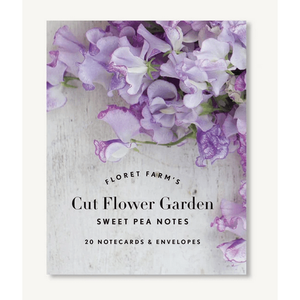 Floret Farm's Cut Flower Garden Sweet Pea Notes - Stationary - Lady of the Lake