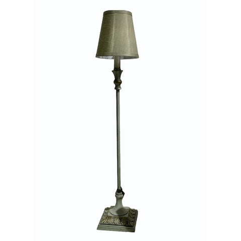 French Country Table Lamp - Lady of the Lake