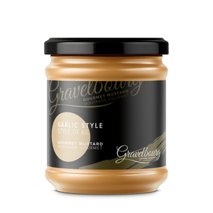 Garlic Style Gourmet Mustard - Lady of the Lake