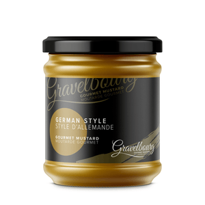 German Style Gourmet Mustard - Lady of the Lake