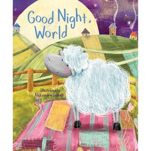 Good Night, World - Board Book - Lady of the Lake
