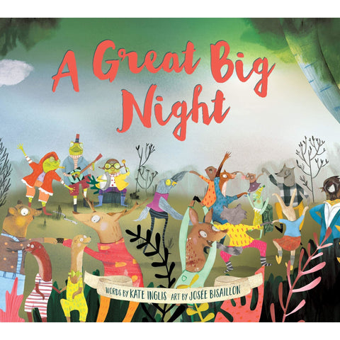 Great Big Night - Lady of the Lake