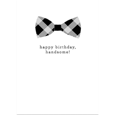 Happy Birthday Handsome - Greeting Card - Birthday - Lady of the Lake