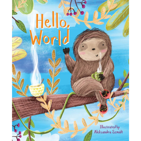 Hello, World Board book - Lady of the Lake