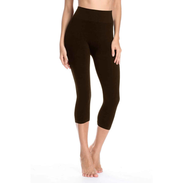 High Band Bamboo Legging - Lady of the Lake