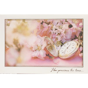 How Precious The Time - Greeting Card - Sympathy - Lady of the Lake
