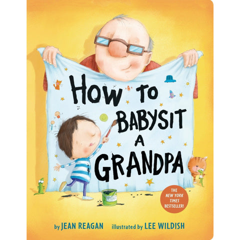 How To Babysit A Grandpa - Lady of the Lake