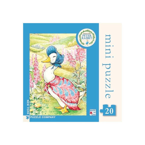 Jemima Puddle-Duck - Mini Puzzle - Lady of the Lake
