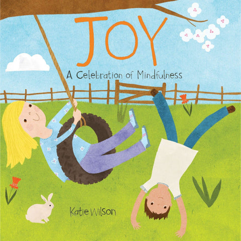 Joy - A Celebration of Mindfulness Board Book - Lady of the Lake