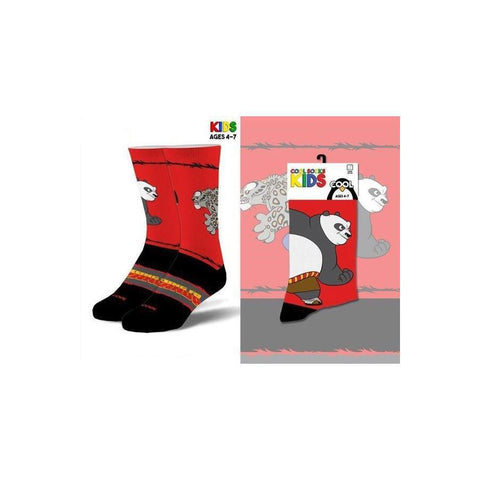 Kung Fu Panda Children's Socks - Lady of the Lake