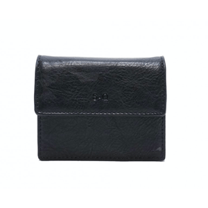 Leona Card Wallet - Black - Lady of the Lake