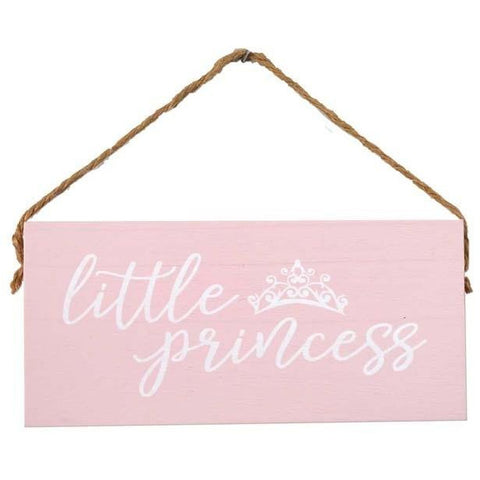 Little Princess Sign - Lady of the Lake