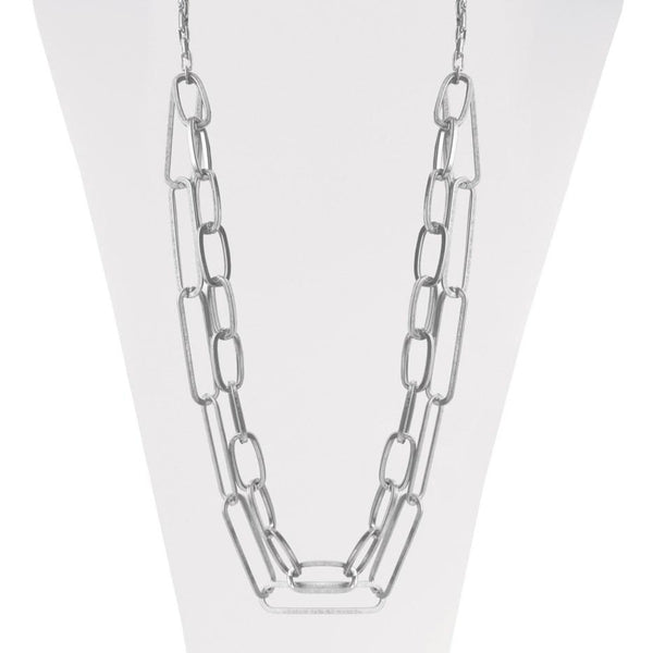 Long Necklace with Multi Link Chain - Lady of the Lake