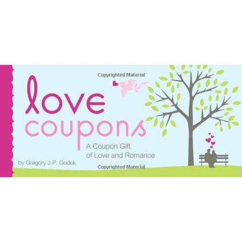 Love Coupons: A Coupon Gift of Love and Romance - Lady of the Lake