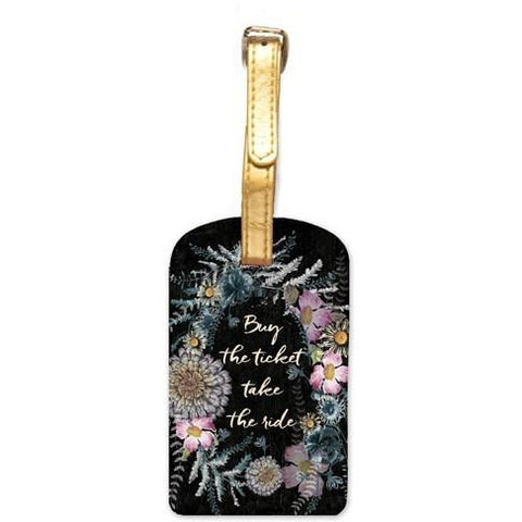 Luggage Tag - Lady of the Lake